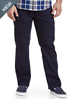 True Nation® Ultimate Stretch Straight-Fit Twills
