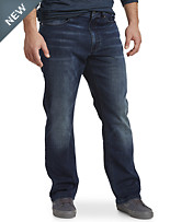 True Nation® Ultimate Stretch Straight-Fit Jeans