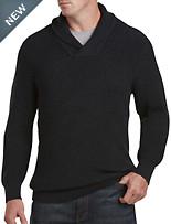 True Nation® Shawl-Collar Sweater
