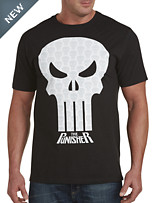 Punisher Skulls Graphic Tee
