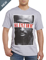 Tupac All Eyez On Me Graphic Tee