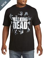 Walking Dead Walker Hands Graphic Tee