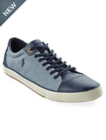 Polo Ralph Lauren® Klinger Chambray Sneakers