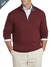 Nautica® 1/4-Zip Sweater