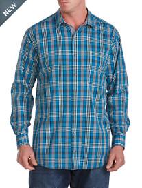 Nautica Jeans Co.® Plaid Sport Shirt