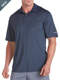 Reebok Fine Stripe Play Dry® Polo