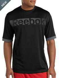 Reebok Play Dry® Graphic Logo Tech Top