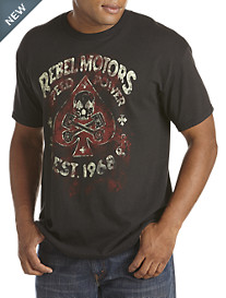 Rebel Motors Graphic Tee