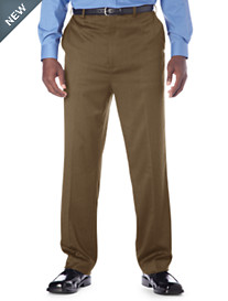 Gold Series™ Continuous Comfort™ Flat-Front Pants