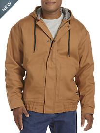 Berne® Flame-Resistant Quilt-Lined Hooded Jacket