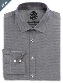 English Laundry™ Tonal Geo Print Dress Shirt