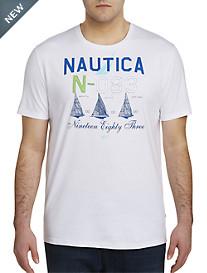 Nautica® Nineteen Eighty Three Tee