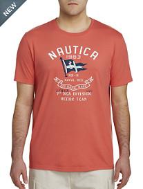Nautica® NS-N Spiced Coral Tee