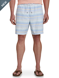 Nautica® Stripe Swim Trunks
