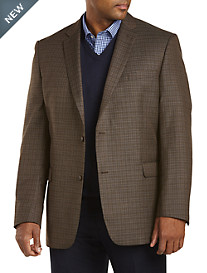 Jean-Paul Germain Textured Sport Coat--Executive Cut