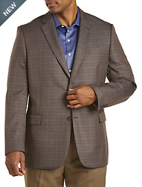 Jean-Paul Germain Mini Check Sport Coat--Executive Cut