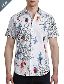 Robert Graham® Deep Sea Sport Shirt