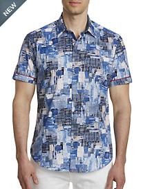 Robert Graham® Canberra Square Sport Shirt