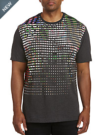 Robert Graham® DXL Digital Print Tee