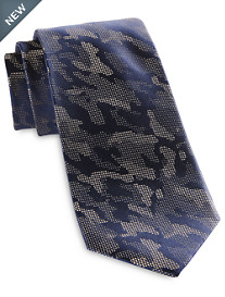Michael Kors® Pixelated Camo Silk Tie