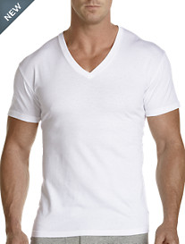 Polo Ralph Lauren® 2-Pk Classic Fit Wicking V-Neck T-Shirts