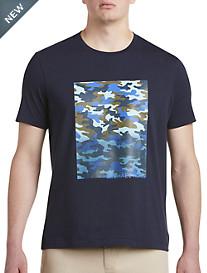 Michael Kors® Camo Gradation Graphic Tee
