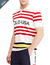 Polo Ralph Lauren® CP-93 Classic Fit Cotton Polo