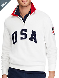 Polo Ralph Lauren® CP-93 Cotton-Blend Pullover
