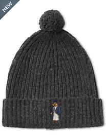 Polo Ralph Lauren® Toggle Bear Knit Cap