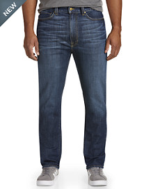 Agave Denim Malibu Straight-Fit Jeans – Medium Wash