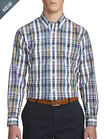 Brooks Brothers Bold Plaid Sport Shirt
