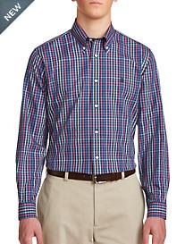Brooks Brothers Multi Plaid Sport Shirt