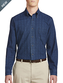 Brooks Brothers Glen Plaid Sport Shirt