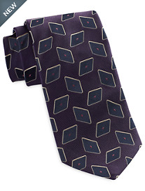 Brooks Brothers Large Diamond Tie
