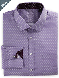 English Laundry™ Textured Geo Dress Shirt