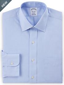 Brooks Brothers Non-Iron Dobby Stripe Dress Shirt