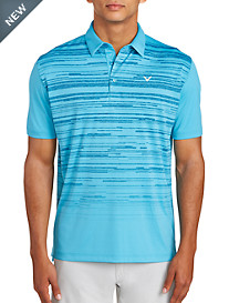 Callaway Swing Tech Space-Dye Polo Shirt