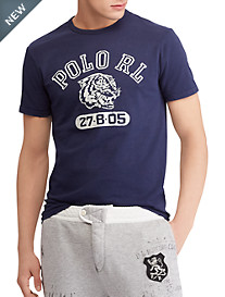 Polo Ralph Lauren® Classic Fit Tiger Graphic Tee