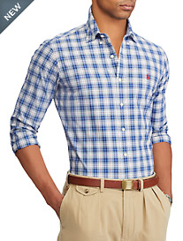 Polo Ralph Lauren® Classic Fit Plaid Sport Shirt