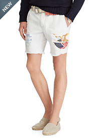 Polo Ralph Lauren Logo Chino Shorts