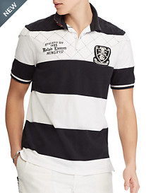 Polo Ralph Lauren® Rugby Boathouse Stripe Polo