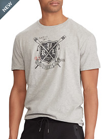 Polo Ralph Lauren® Crest with Oars Graphic Tee