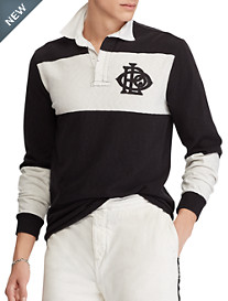 Polo Ralph Lauren® Antique Long-Sleeve Rugby Shirt