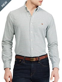 Polo Ralph Lauren Classic Fit Plaid Sport Shirt