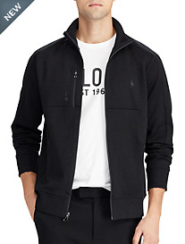 Polo Ralph Lauren® Moto Tech Hooded Track Jacket