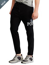 Polo Ralph Lauren Cotton Jersey Track Pants