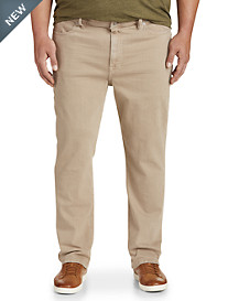 Lucky Brand Convoy Tan Stretch Jeans – Athletic Fit