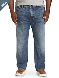 Lucky Brand Relaxed Fit Stretch Jeans