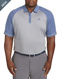 Adidas Climacool Jacquard Raglan Polo Shirt