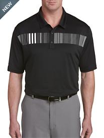 adidas Stripe Polo
